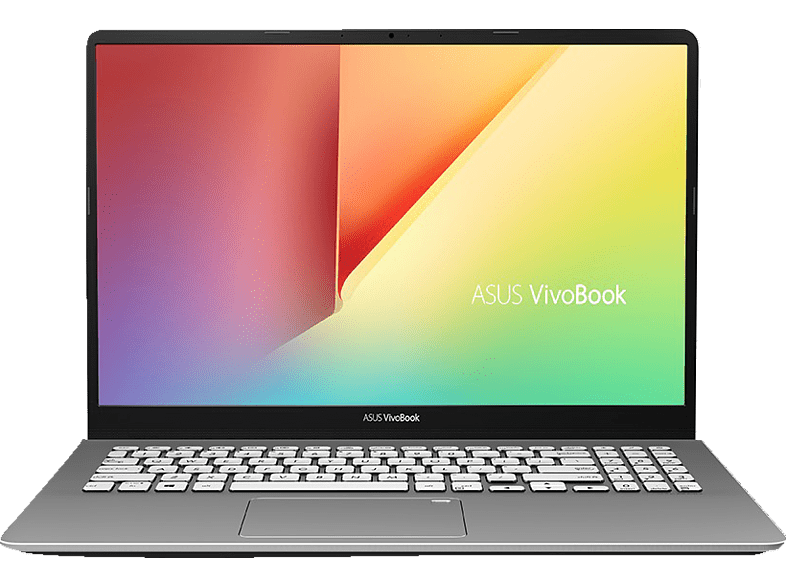 ASUS VivoBook S15 (S530FN-BQ048T), Notebook mit 15.6 Zoll Display, Core™ i5 Prozessor, 8 GB RAM, 256 GB SSD, GeForce® MX150, Gun Metal