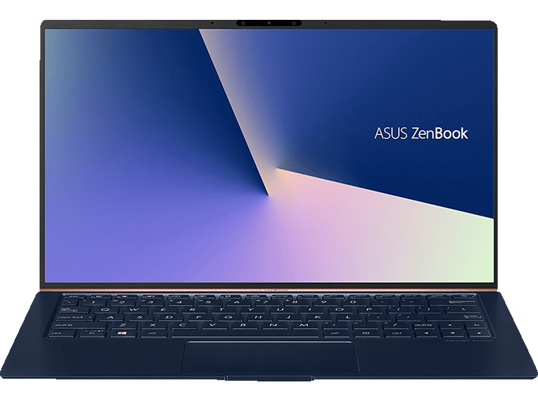 ASUS ZenBook 13 (UX333FA-A3065T), Notebook mit 13.3 Zoll Display, Core™ i5 Prozessor, 8 GB RAM, 512 GB SSD, Intel® UHD-Grafik 620, Royal Blue