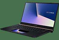 ASUS ZenBook Pro 14 (UX480FD-BE107T), Notebook mit 14 Zoll Display, Core™ i7 Prozessor, 8 GB RAM, 256 GB SSD, GeForce® GTX 1050 MAX Q, Deep Dive Blue