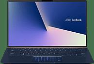 ASUS ZenBook 14 (UX433FA-A5121T), Notebook mit 14 Zoll Display, Core™ i7 Prozessor, 16 GB RAM, 512 GB SSD, Intel® UHD-Grafik 620, Royal Blue