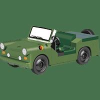 COBI Bausatz - Trabant 601 Kübelwagen (83 Teile) Bausatz, Grün