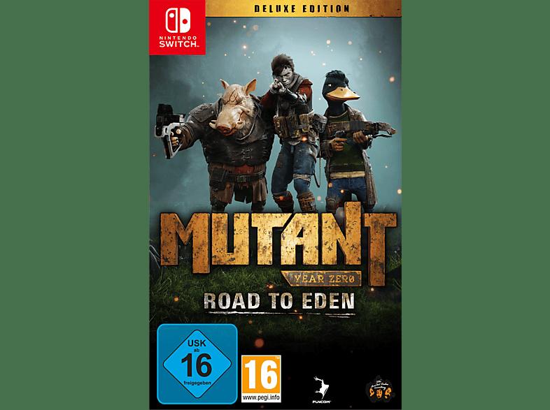 SW MUTANT YEAR ZERO: ROAD TO EDEN (DELUXE EDIT.) [Nintendo Switch]