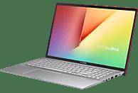 ASUS VivoBook S15 (S531FA-BQ022T), Notebook mit 15.6 Zoll Display, Core™ i5 Prozessor, 8 GB RAM, 512 GB SSD, Intel® UHD-Grafik 630, Silber