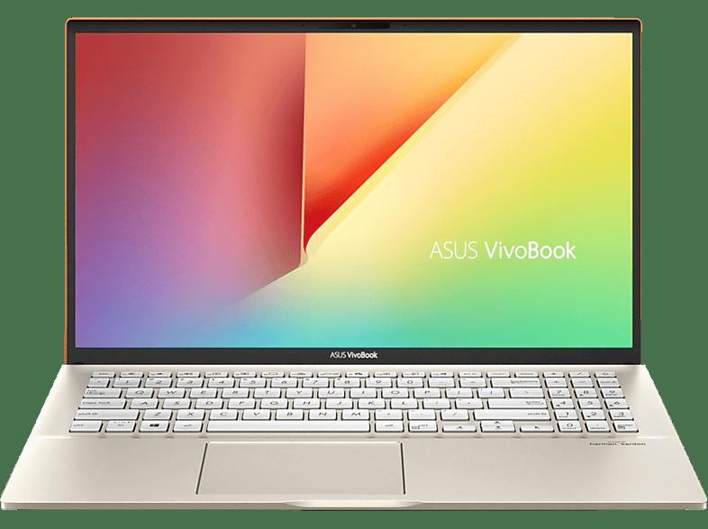 ASUS VivoBook S15 (S531FA-BQ027T), Notebook mit 15.6 Zoll Display, Core™ i5 Prozessor, 8 GB RAM, 512 GB SSD, Intel® UHD-Grafik 630, Moss Green