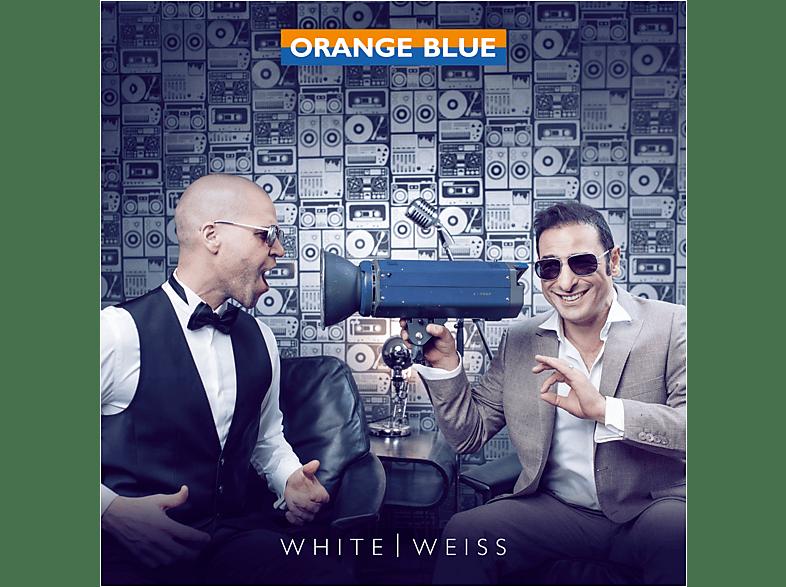 Orange Blue - WHITE | WEISS [CD]
