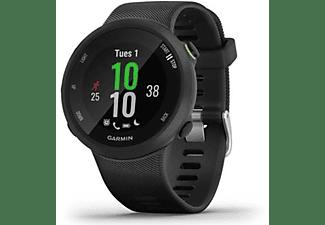 Reloj deportivo - Garmin Forerunner 45, Negro, GPS, Connect IQ, Control de calorías, Talla L