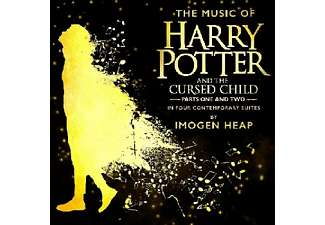 The Music Of Harry Potter And The Cursed Child (BSO) - LP