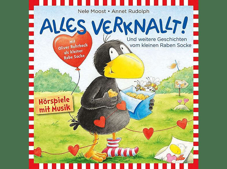 Der Kleine Rabe Socke - Alles Verknallt!...Und Weitere Geschichten - (CD)