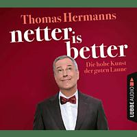 Thomas Hermanns - Netter is better - (CD)
