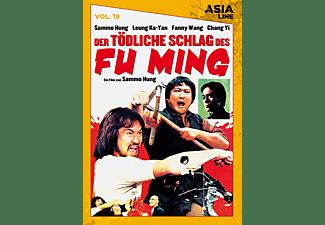 Asia Line: Der Tödliche Schlag des Fu Ming DVD