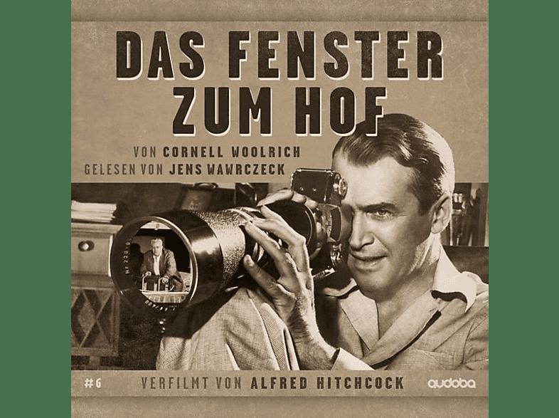 Jens Wawrczeck - Das Fenster zum Hof: Jens Wawrczeck liest-verfil - (MP3-CD)
