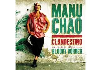 Manu Chao - Clandestino/Bloody Border-  - (CD)
