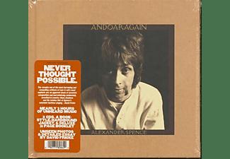 Alexander Spence - ANDOARAGAIN  - (CD)