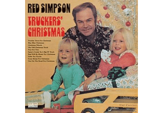 Red Simpson - Trucker's Christmas  - (CD)