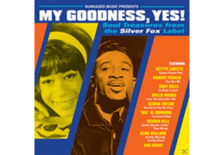 VARIOUS - My Goodness,Yes-20tr-  - (CD)
