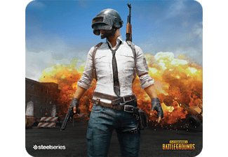 STEELSERIES Qck+ PUBG Erangel Edition