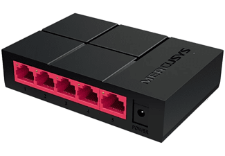 MERCUSYS MS105G 5 portos Gigabit Switch - fekete