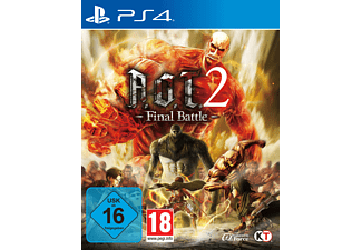 A.O.T. 2: Final Battle - [PlayStation 4]