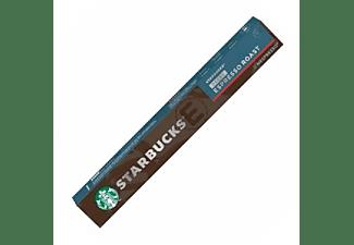 Cápsulas monodosis - Starbucks Espresso Roast Decaf, 10 cápsulas, Compatibles con Nespresso