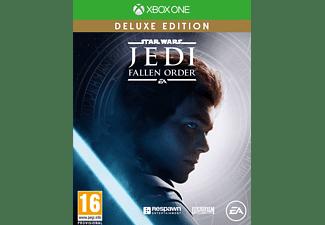 Star Wars - Jedi Fallen Order - Deluxe Edition NL/FR Xbox One