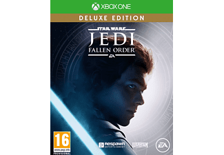 Star Wars - Jedi Fallen Order - Deluxe Edition NL/FR Xbox One