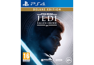 Star Wars: Jedi Fallen Order - Deluxe Edition NL/FR PS4
