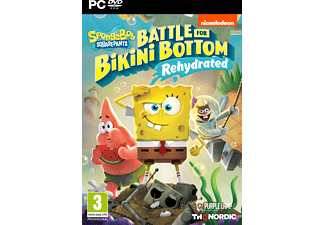 PC - SpongeBob SquarePants : Battle for Bikini Bottom - Rehydrated /F