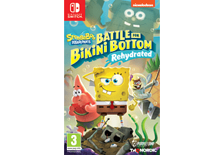 Switch - SpongeBob SquarePants: Battle for Bikini Bottom - Rehydrated /I