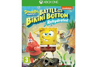 Xbox One - SpongeBob SquarePants: Battle for Bikini Bottom - Rehydrated /D