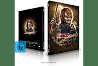 Chucky 2 (Die Mörderpuppe ist zurück!), neue Synchro – exklusives Mediabook, Cover A, nummeriert [Blu-ray + CD]