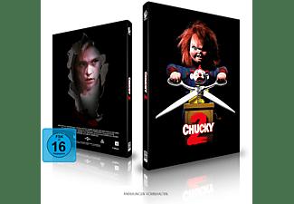 Chucky 2 (Die Mörderpuppe ist zurück!), neue Synchro – exklusives Mediabook, Cover B, nummeriert Blu-ray + CD