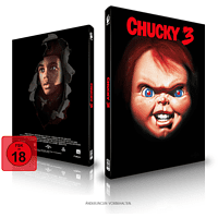 Chucky 3 – exklusives Mediabook, Cover B, nummeriert [Blu-ray + CD]
