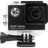 GOXTREME Impulse 4K Action Camcorder 4K, 2,7K, 1080p, 720p inkl. Fernbedienung, WLAN, Touchscreen