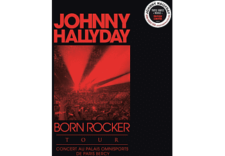 Johnny Hallyday - Born Rocker Tour: Théâtre De Paris Vinyl