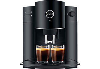JURA D4 Kaffeevollautomat Piano Black