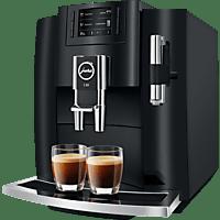 JURA E80 Kaffeevollautomat Piano Black