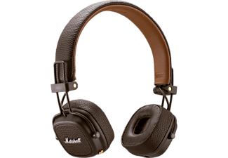 MARSHALL Casque audio sans fil Major III Brun