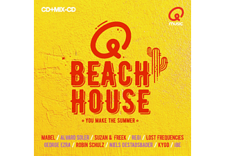 Artistes Divers - Q Beach House 2019 CD