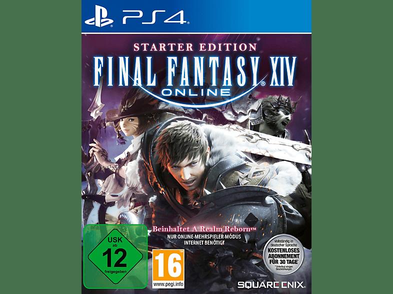 Final Fantasy XIV Starter Edition [PlayStation 4]