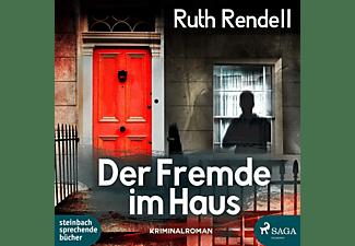 Heidi Jürgens - Der Fremde Im Haus  - (MP3-CD)