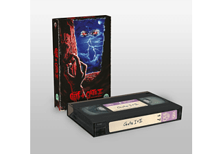 The Gate 1+2 - Limited Edition - VHS-Retro-Edition (Cover B) (2 Discs) Blu-ray