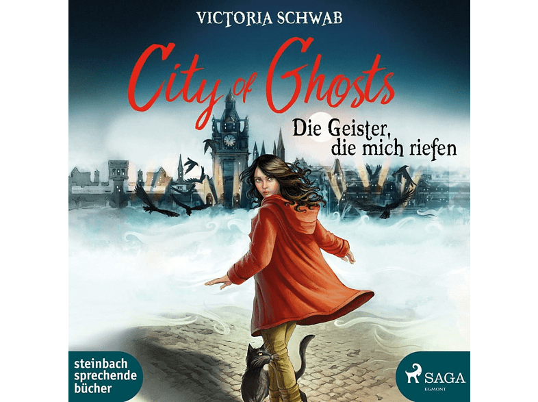 Carolin-therese Wolff - City Of Ghosts-Die Geister,Die Mich Riefen - (MP3-CD)