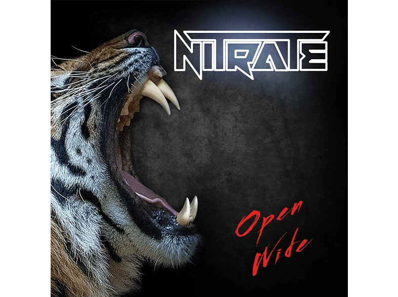 Nitrate - Open Wide [CD]