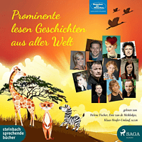 VARIOUS - Prominente Lesen Geschichten Aus Aller Welt - (MP3-CD)