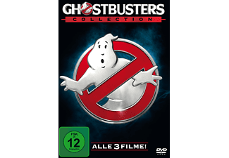 Ghostbusters 1-3 DVD
