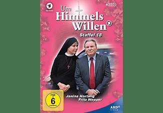 Um Himmels Willen Staffel 18 DVD