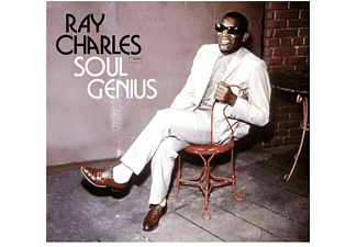 Ray Charles - SOUL GENIUS  - (CD)