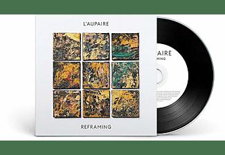L'aupaire - Reframing (Ltd.Mintpack)  - (CD)