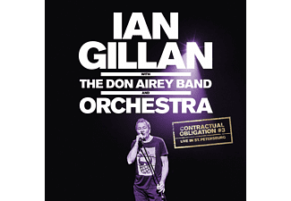 Ian Gillan With The Don Airey Band And Orchestra - Contractual Obligation #3 - Live In St. Petersburg + Download (Vinyl LP (nagylemez))