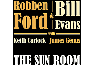 Robben Ford & Bill Evans - The Sun Room (Digipak) (CD)